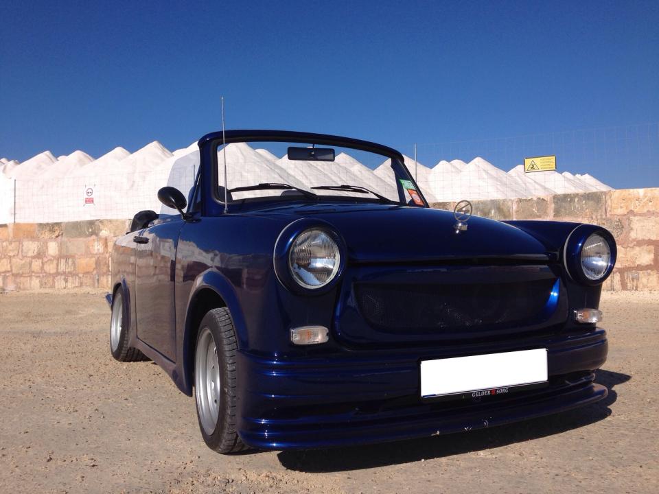 Trabant Cabrio Tour