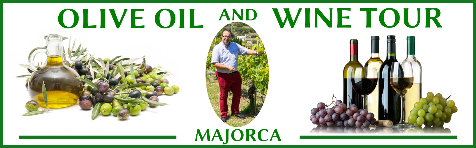 Olive Oil and Wine tour Majorca